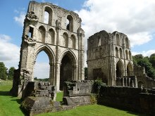 Rotherham, Roche Abbey, South Yorkshire © Neil Theasby